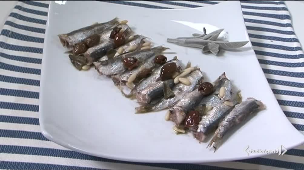 Video Cotto e mangiato: Sarde alla ligure - SECONDI | MEDIASET ON ...