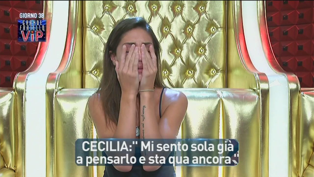 Giorno 38, Canale 5