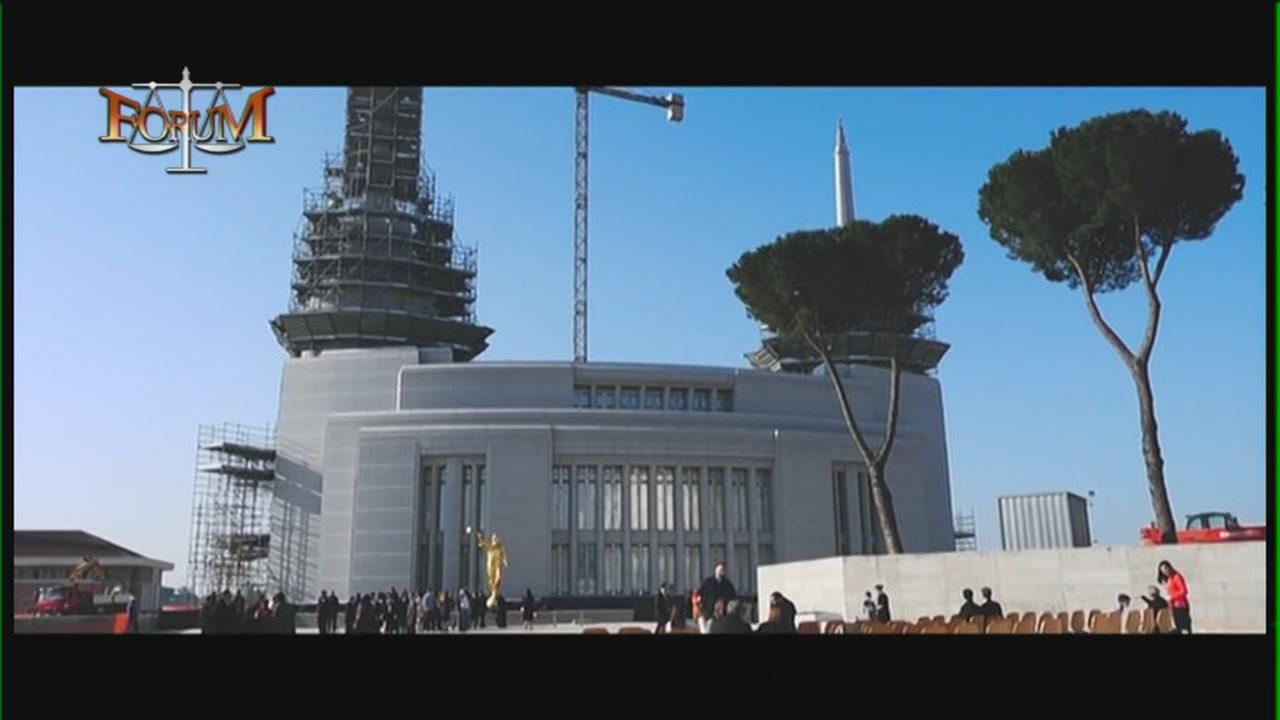 Video forum il primo tempio mormone in italia top video for Chi fa le leggi in italia