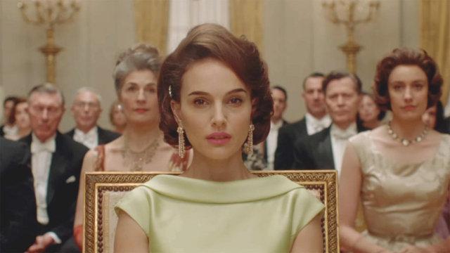 "Natalie Portman è ""Jackie"""
