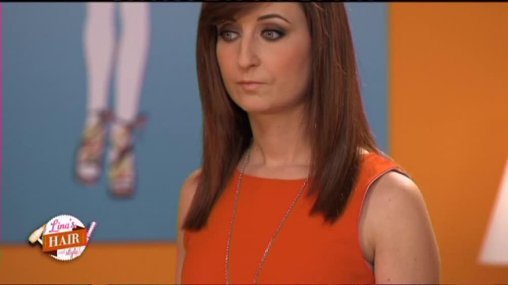 Video Lina 39 S Hair And Style Un Tocco Di Femminilit In Pi Clip Mediaset On Demand
