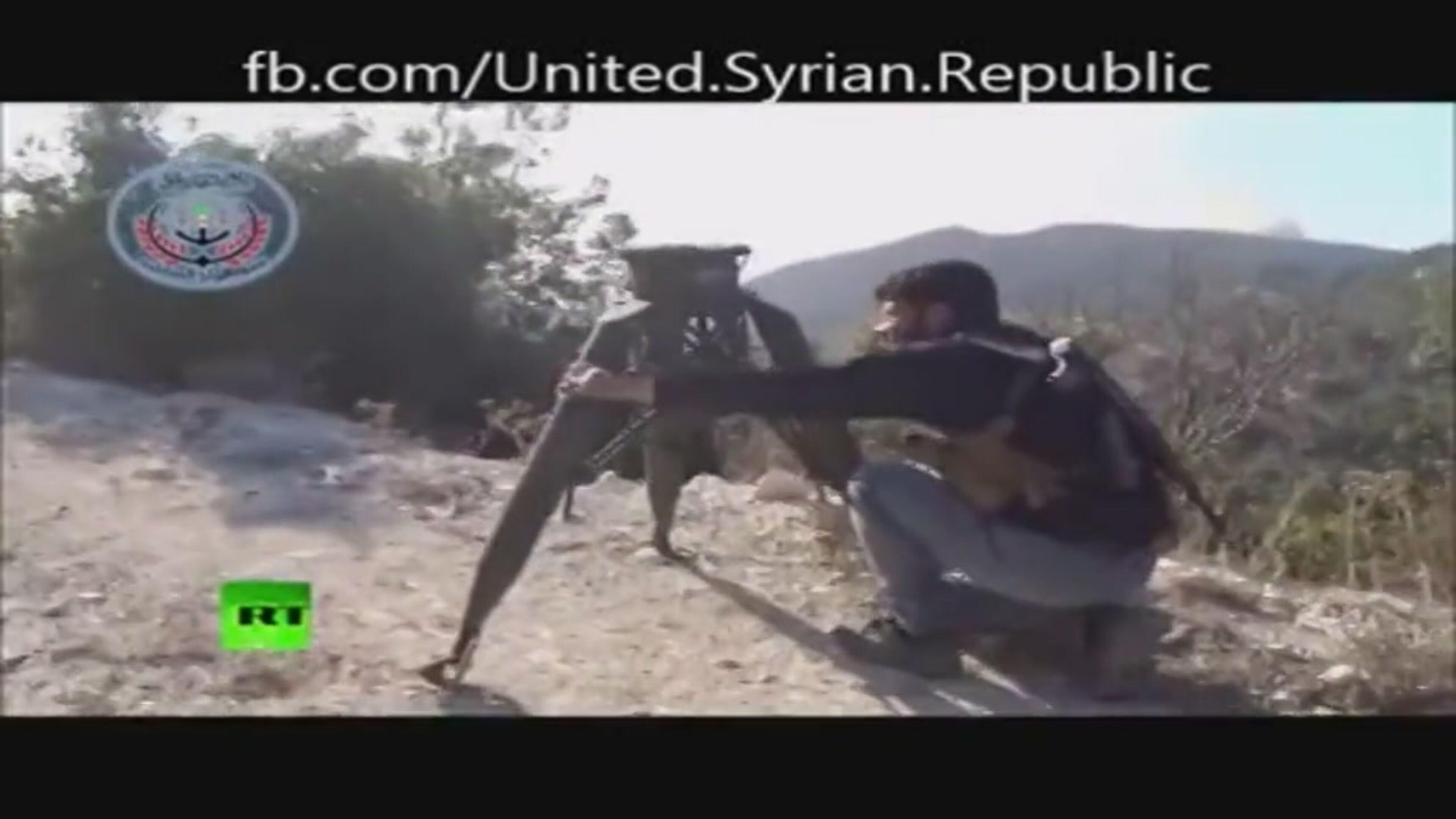 Elicottero Mediaset : Video tgcom siria abbattuto un elicottero russo