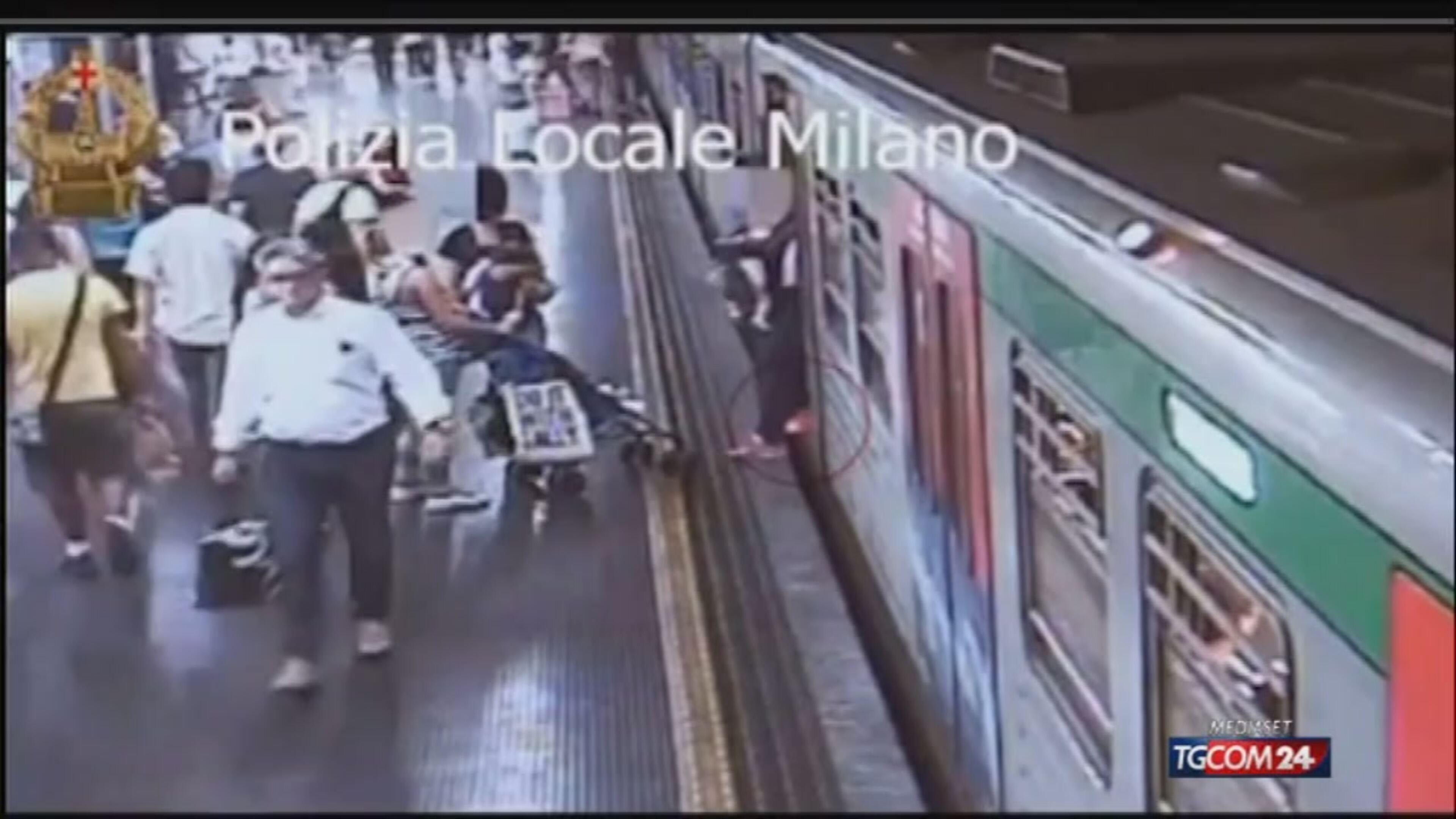 Video tgcom24 milano arrestate borseggiatrici al metro for Aste giudiziarie milano ultimi arrivi