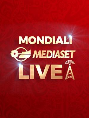 Mondiali Mediaset