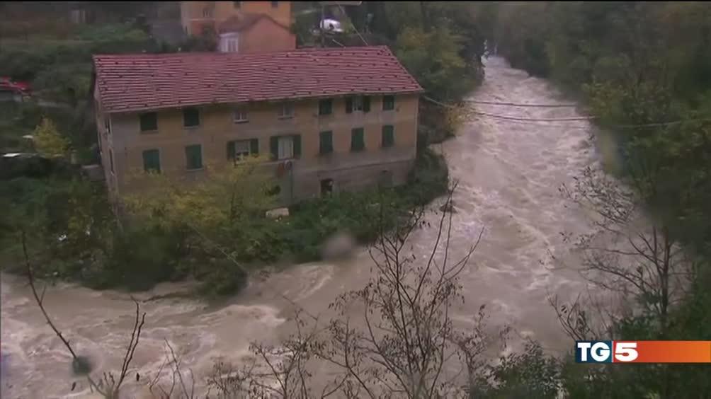rischio alluvioni liguria - photo#12