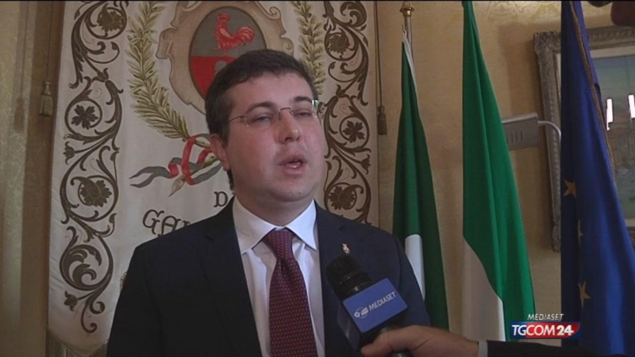 Video tgcom24 il sindaco di gallarate spedisce i for Aste giudiziarie milano ultimi arrivi