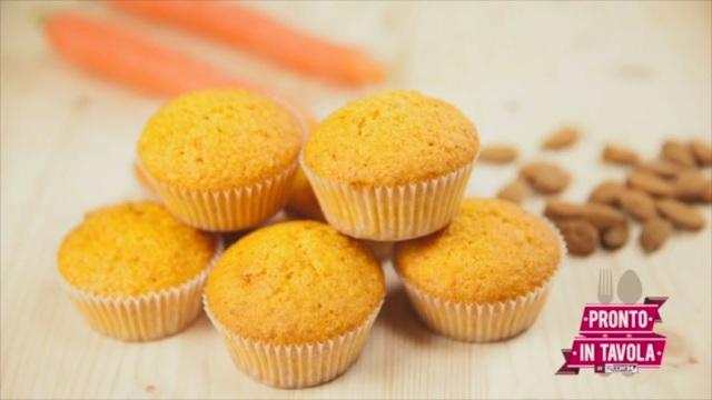 I Dolci di Alice: muffin alle carote