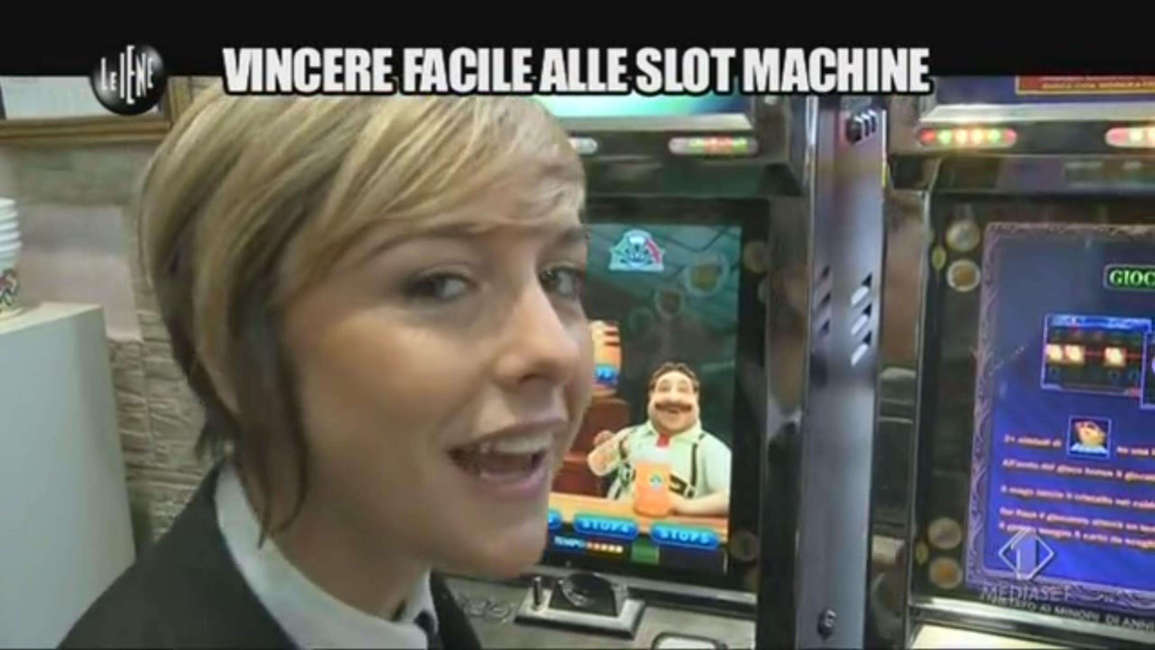 Slot machine come vincere