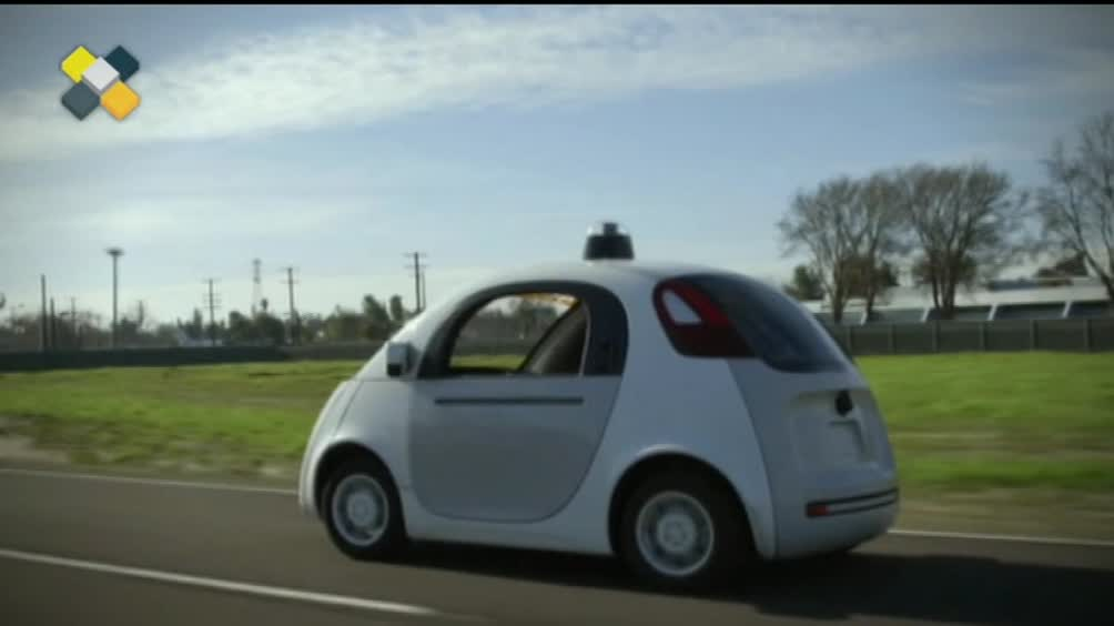 Video x style motori l 39 auto che si guida da sola clip for L auto che si guida da sola