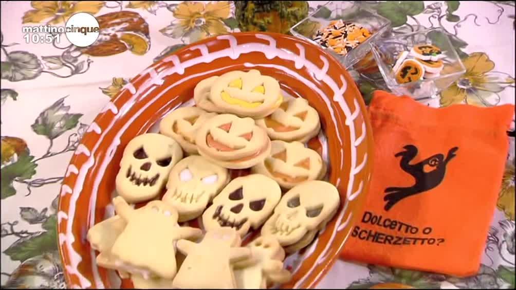 I biscotti delle streghe