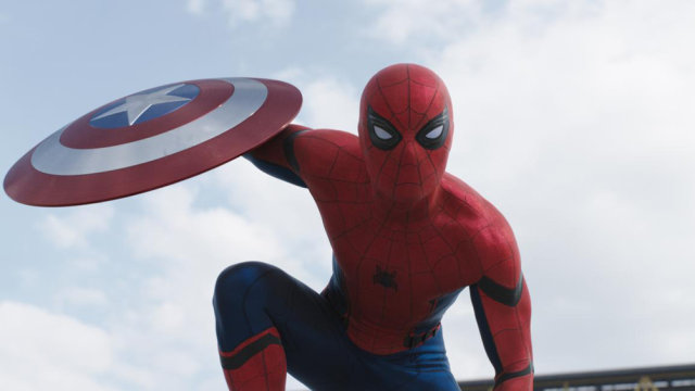 """Spider-Man: Homecoming"": le prime immagini"