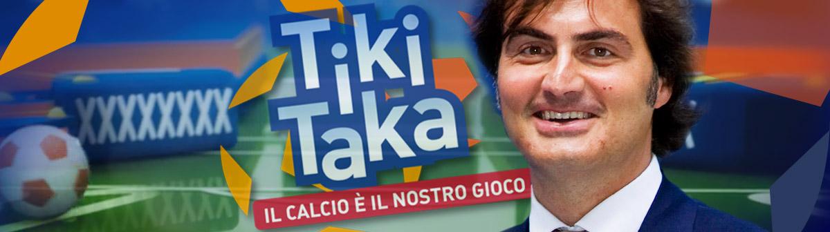 Video Tiki Taka | MEDIASET ON DEMAND