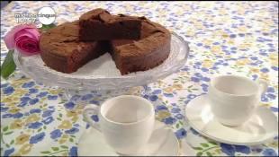 La torta cioccolatosa