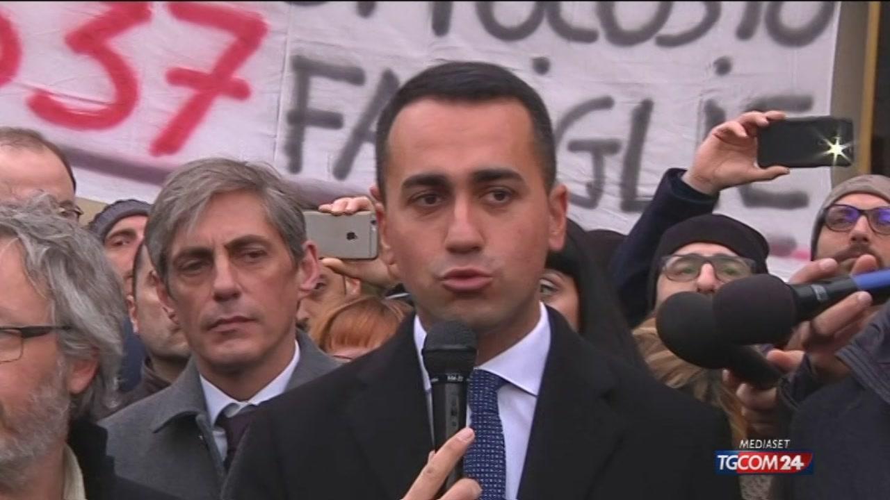 Video tgcom24 di maio usano roma e milano contro di noi for Aste giudiziarie milano ultimi arrivi
