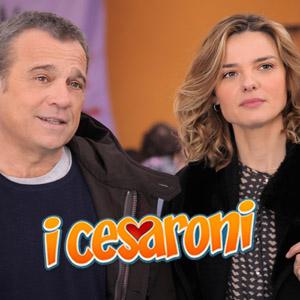 I Cesaroni: una famiglia allargata davvero strana.