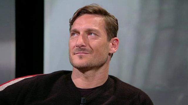 """Totti: """"Stiamo pensando al quarto figlio"""""""