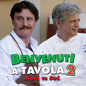 Due chef in lotta per il titolo di miglior cuoco!