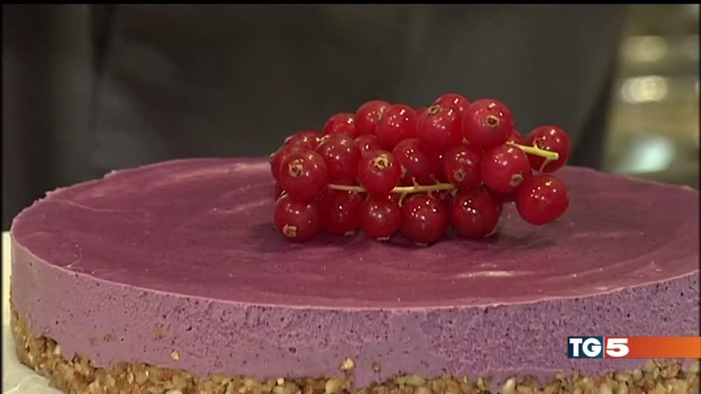 Cheesecake crudista