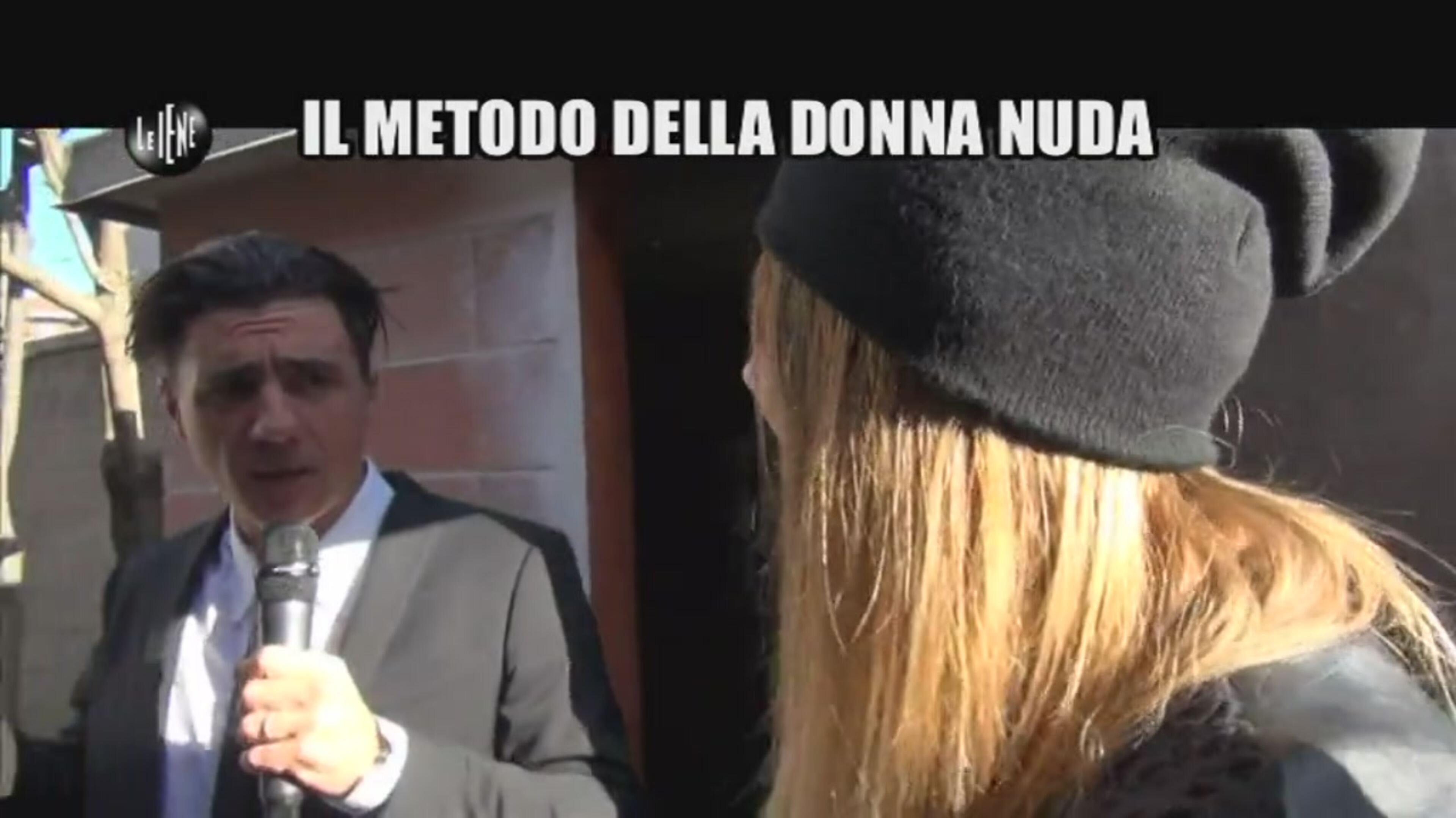 sognare donna nuda prostituzione a roma