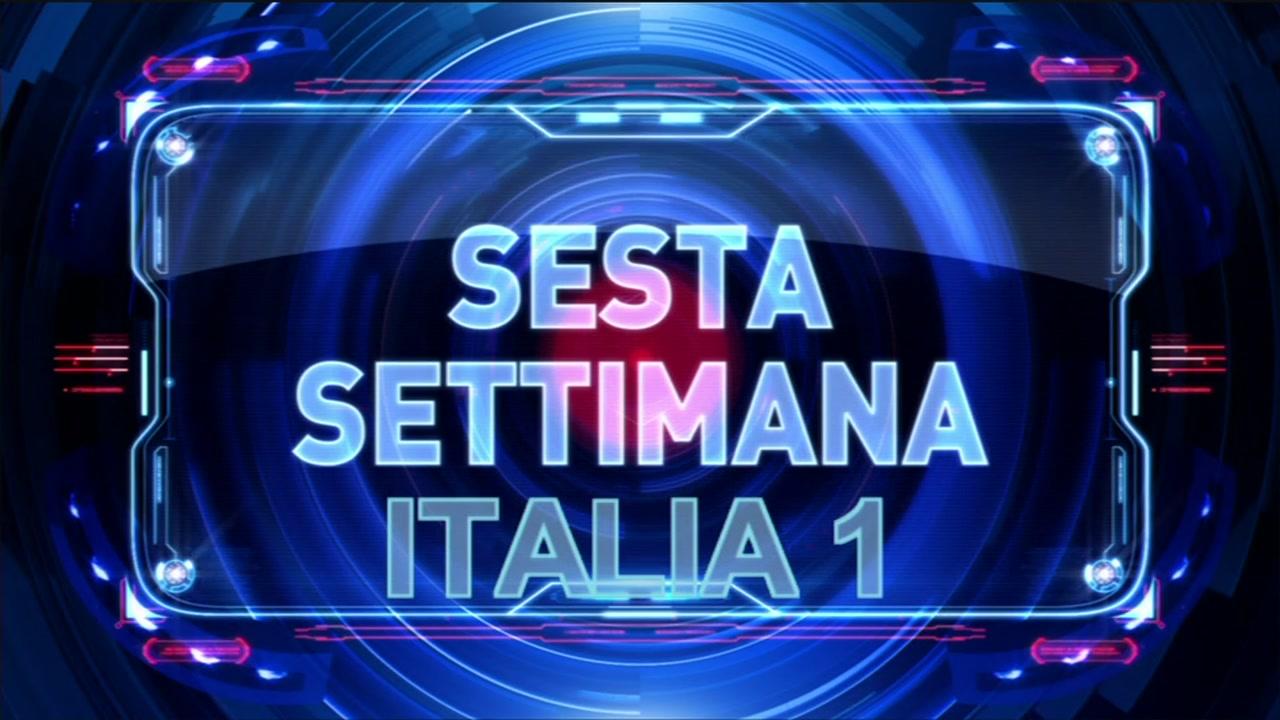 Settimana 6, Italia 1 - seconda parte
