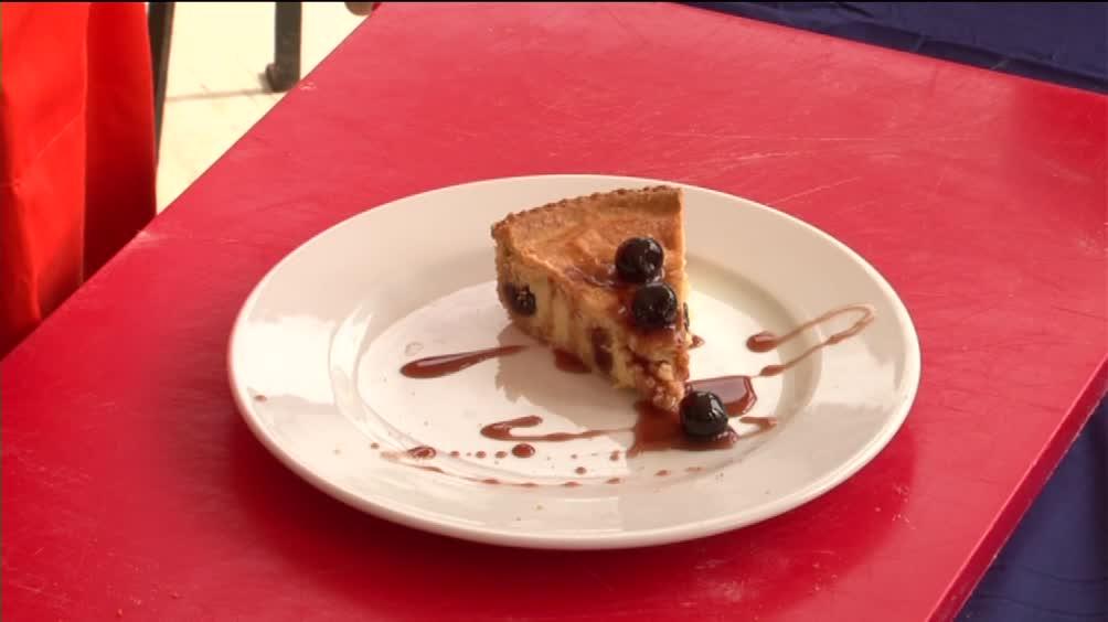 Ricette all 39 italiana clip 2014 2015 torta antica for Ricette roma antica