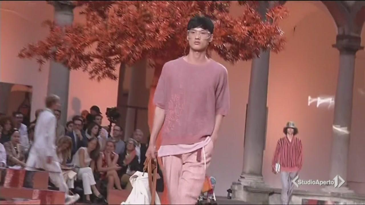 Video studio aperto milano moda uomo servizi mediaset for Studio moda milano