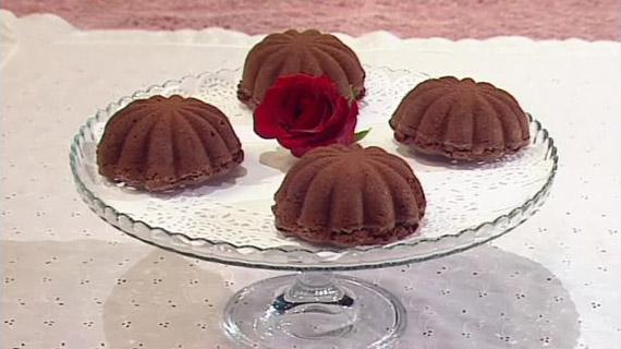 Fiori di cioccolato
