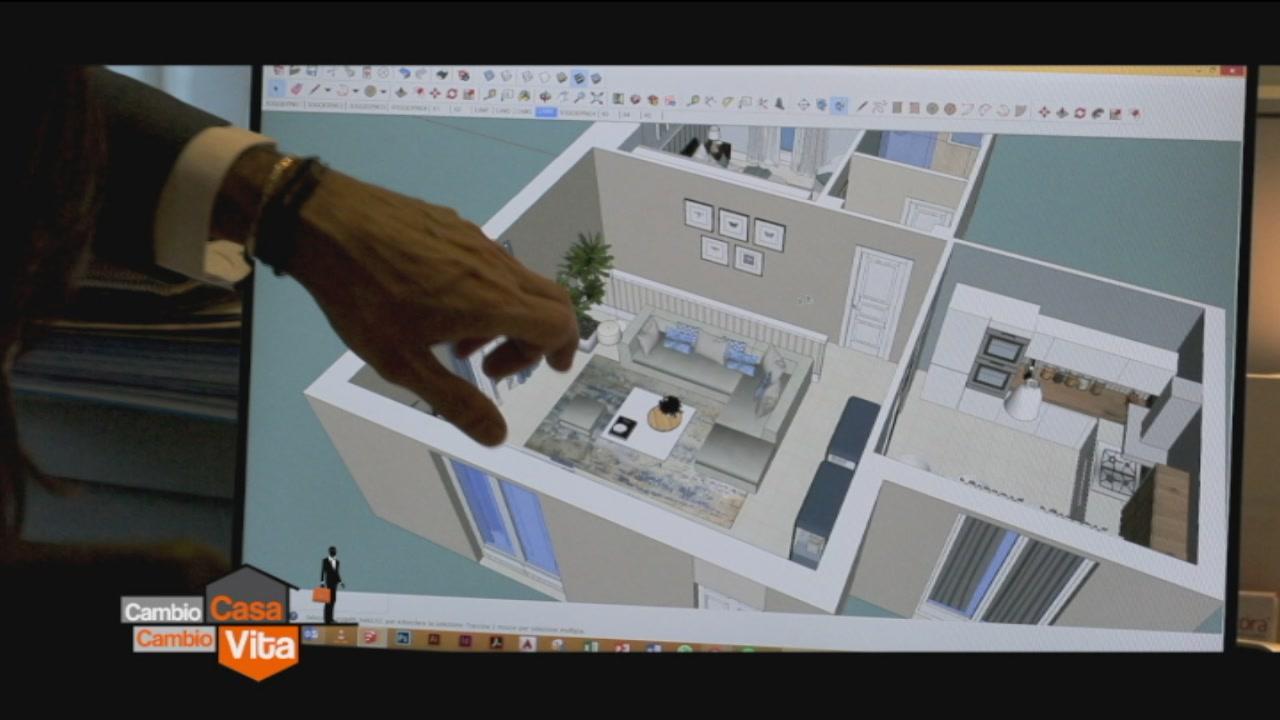 Video cambio casa cambio vita le tinteggiature clip mediaset on demand - Cambio vita cambio casa 2017 ...