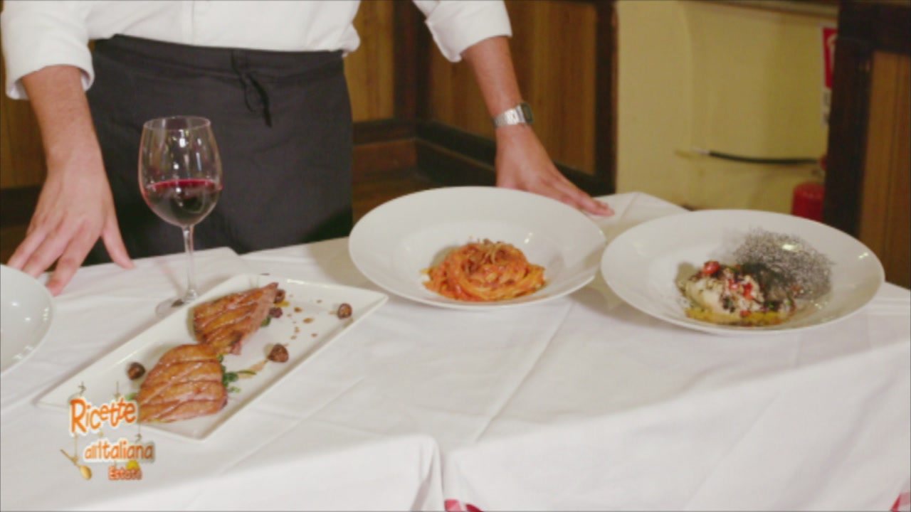 Video ricette all 39 italiana la cucina romana clip for Cucina romana ricette