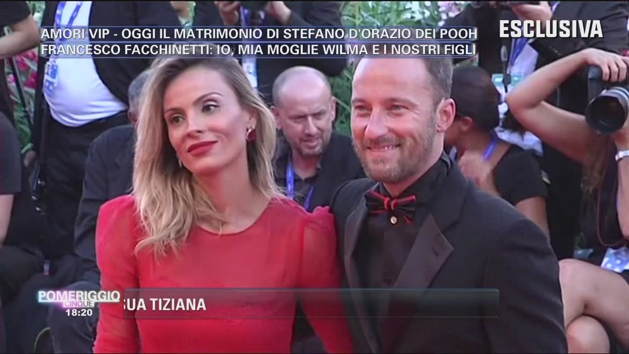 Video pomeriggio cinque tra moglie e marito gossip for Patrizia rossetti marito